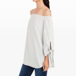 Club Monaco Off The Shoulder Sophiya Top
